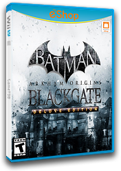 Batman: Arkham Origins Blackgate - Deluxe Edition eShop cover (WBME)