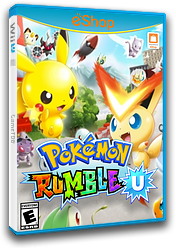 MEGA+GDRIVE] Pokémon Rumble U [WCNE] [USA] [Loadiine+Cemu]