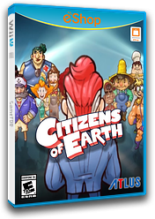 Citizens Of Earth eShop cover (WCUE)