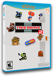 NES Remix 2 eShop cover (WF2E)