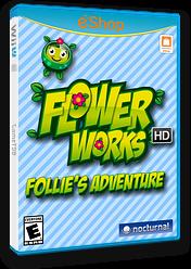 Flowerworks HD: Follie's Adventure eShop cover (WFWE)