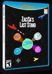 ZaciSa's Last Stand eShop cover (WLSE)