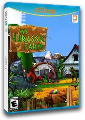 My Jurassic Farm eShop cover (WMJE)
