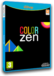 Color Zen eShop cover (WCZP)