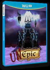 Unepic eShop cover (WEPP)
