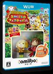 どうぶつの森amiiboフェスティバル WiiU cover (AALJ01)