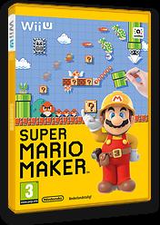 Super Mario Maker WiiU cover (AMAP01)