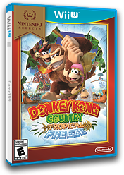 Donkey Kong Country: Tropical Freeze WiiU cover (ARKE01)