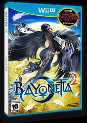 Bayonetta 2 WiiU cover (BPCE01)