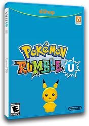 Pokémon Rumble U eShop cover (WCNE)