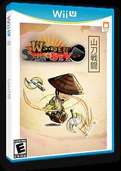 Wooden Sen'SeY eShop cover (WDSE)