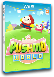 Pushmo World eShop cover (WKEE)