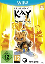 Legend of Kay Anniversary WiiU cover (BLKP6V)