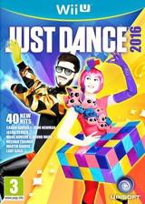 Just Dance 2016 WiiU cover (AJ6P41)