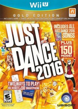 Just Dance 2016 WiiU cover (AJ6E41)