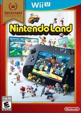Nintendo Land WiiU cover (ALCE01)