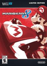 Mario Kart 8 WiiU cover (AMKE01)
