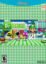 Dr. Luigi eShop cover (WAQE)