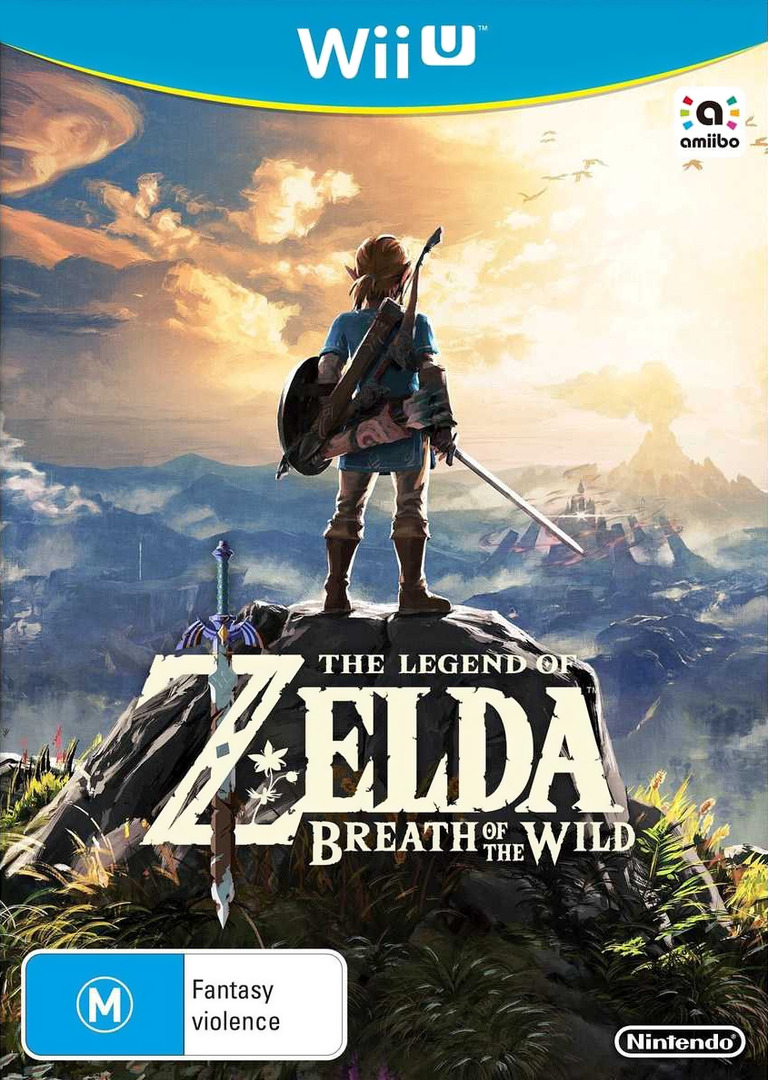 The Legend of Zelda: Breath of the Wild WiiU coverHQ (ALZP01)