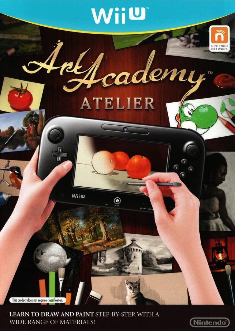 Art Academy: Atelier WiiU coverHQ (BXAP01)