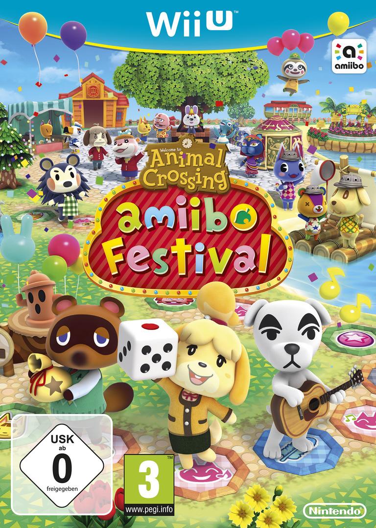 Animal Crossing: amiibo Festival Array coverHQ (AALP01)