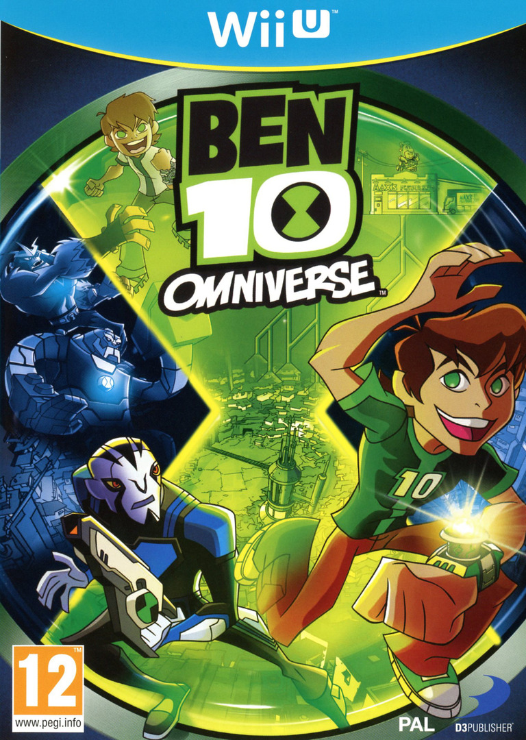 Ben 10: Omniverse Array coverHQ (ABEPAF)