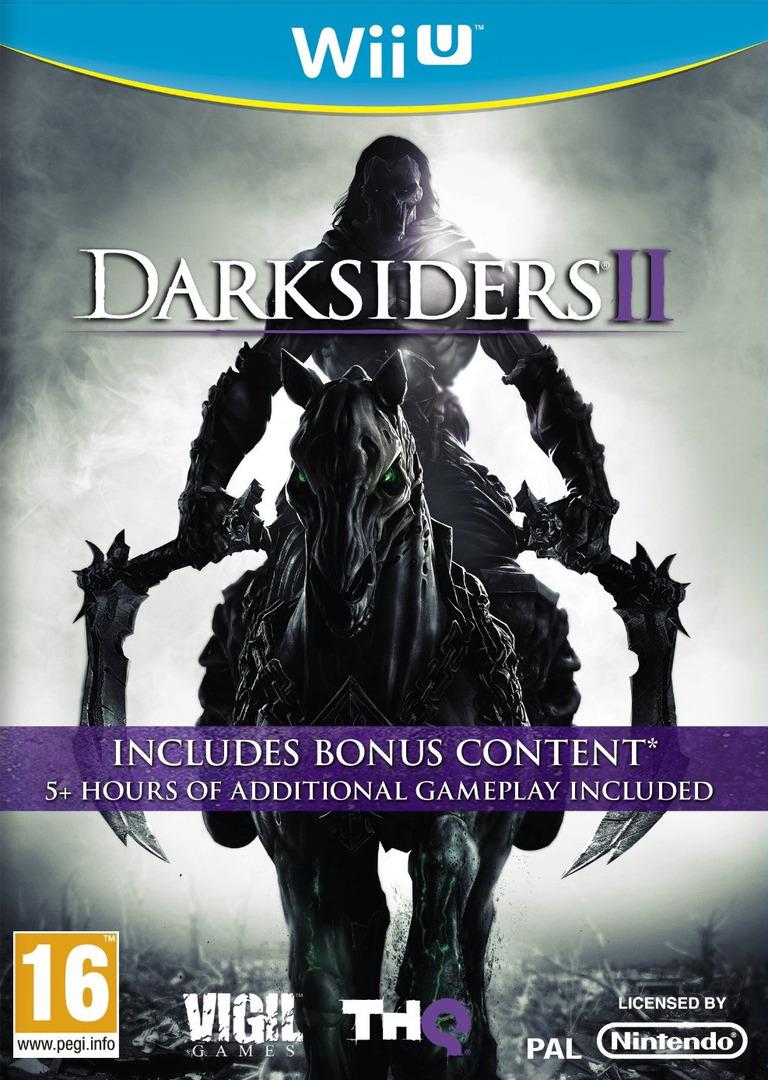 Darksiders II Array coverHQ (AD2P78)