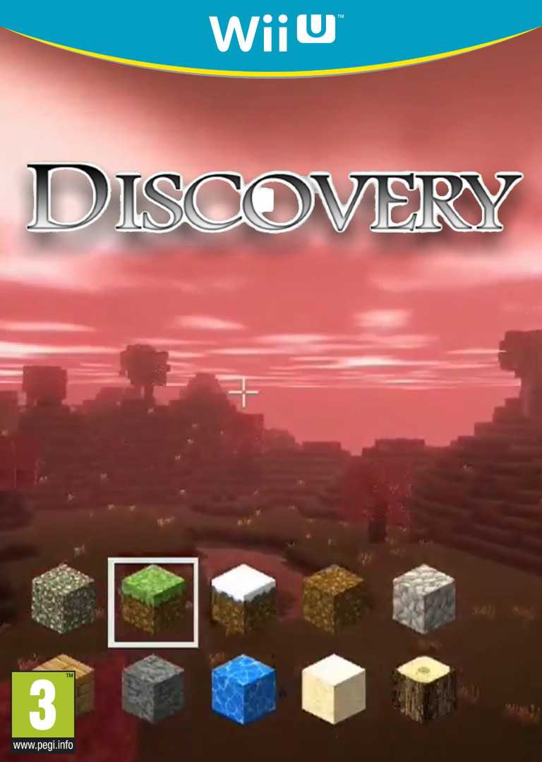 Discovery Array coverHQ (ADUP)