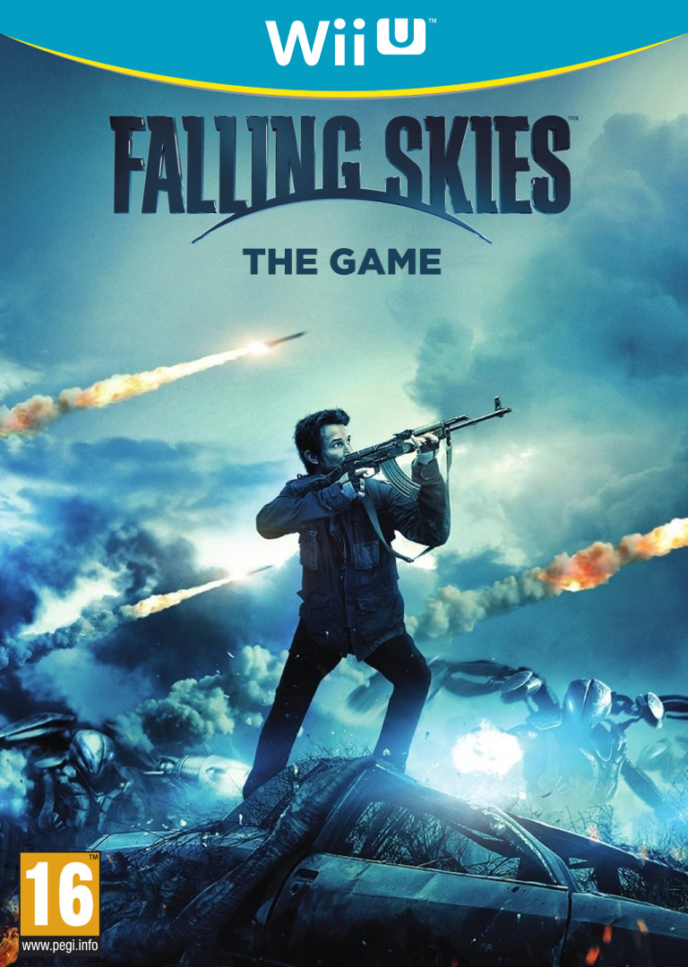 Falling Skies: The Game WiiU coverHQ (AF8P)