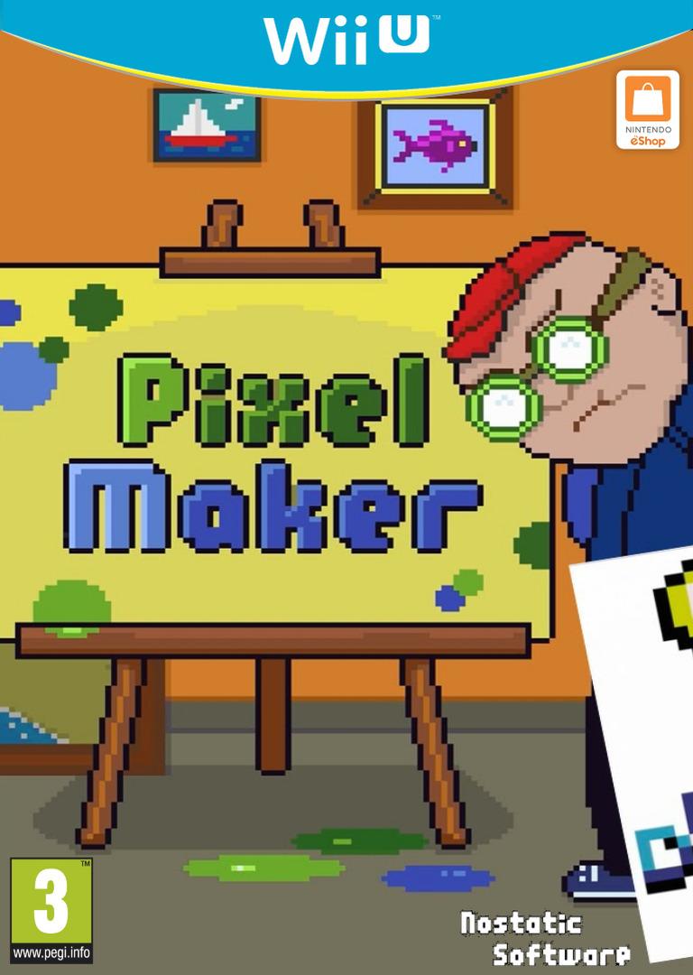 PixelMaker WiiU coverHQ (AHYP)