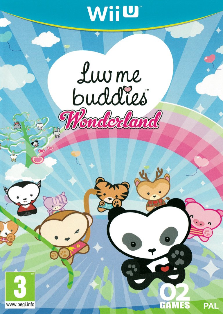 Luv Me Buddies Wonderland Array coverHQ (ALVPYF)