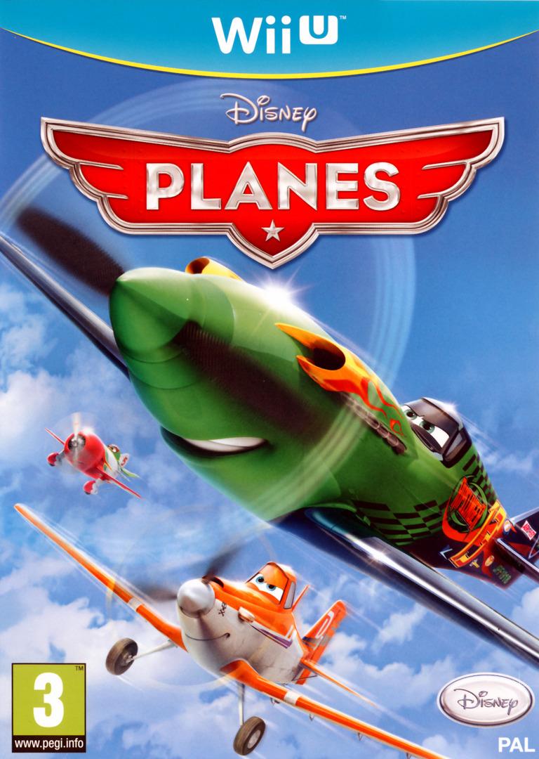 Disney Planes WiiU coverHQ (APAP4Q)