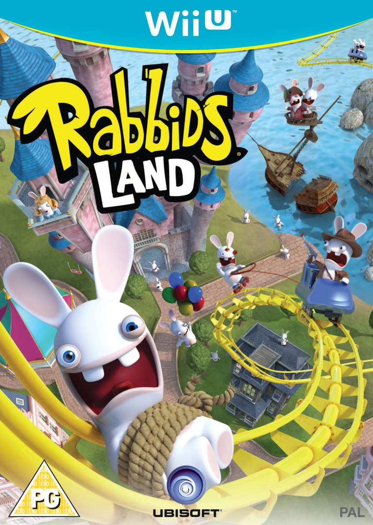Rabbids Land WiiU coverHQ (ARBP41)
