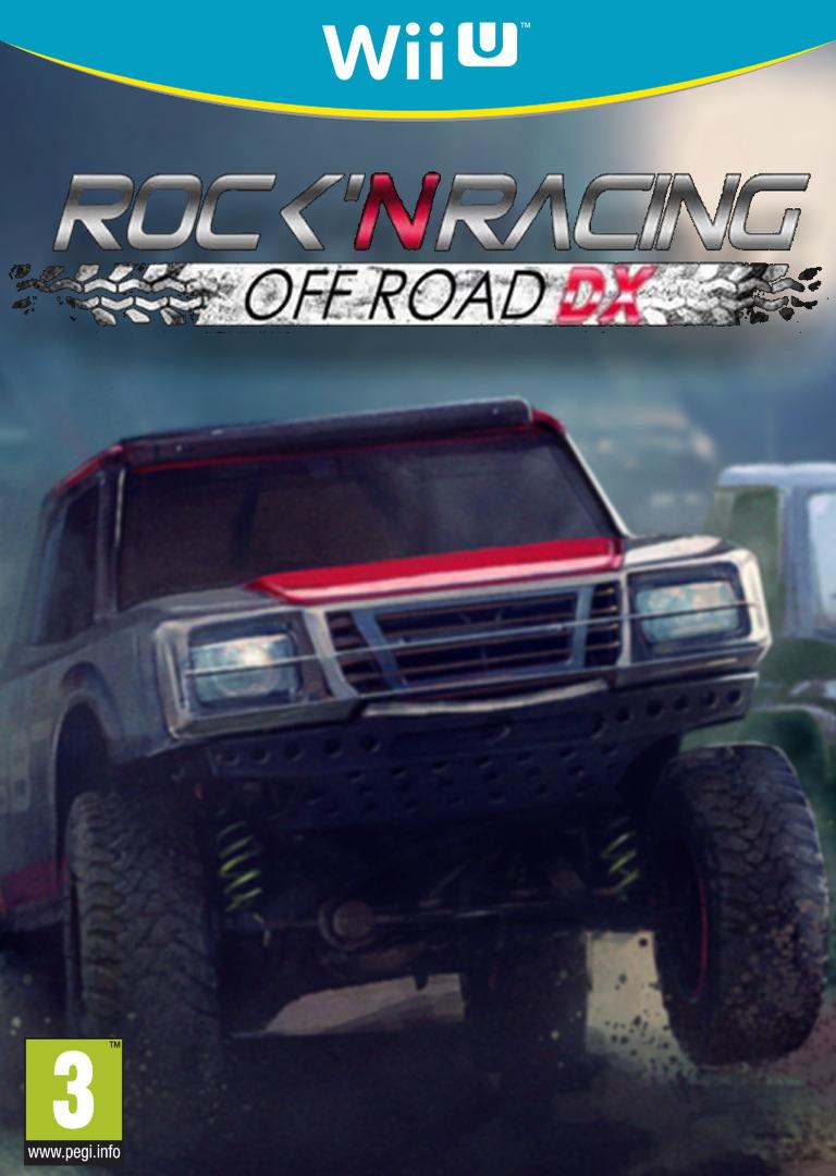 Rock 'N Racing Off Road DX WiiU coverHQ (ARXP)