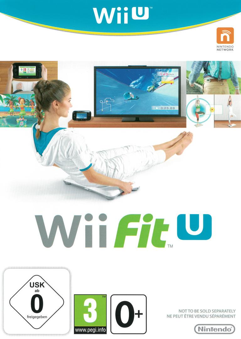 Wii Fit U Array coverHQ (ASTP01)