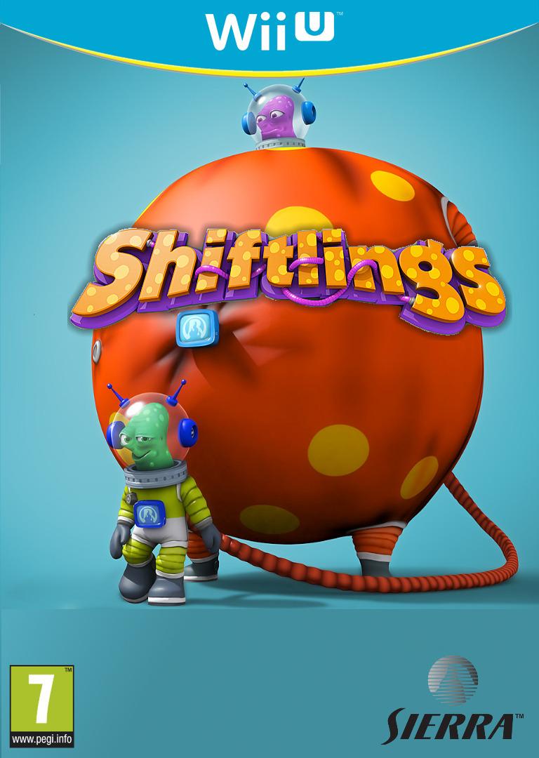 Shiftlings Array coverHQ (ASXP)