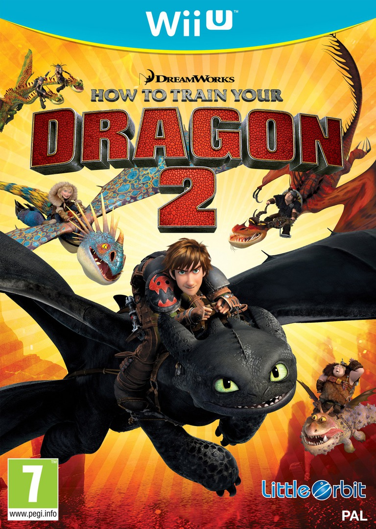 How to Train Your Dragon 2 Array coverHQ (ATDPVZ)