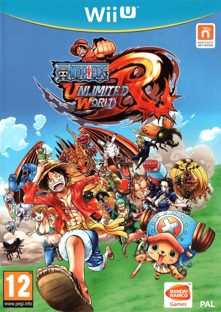 One Piece: Unlimited World Red WiiU coverHQ (AUNPAF)