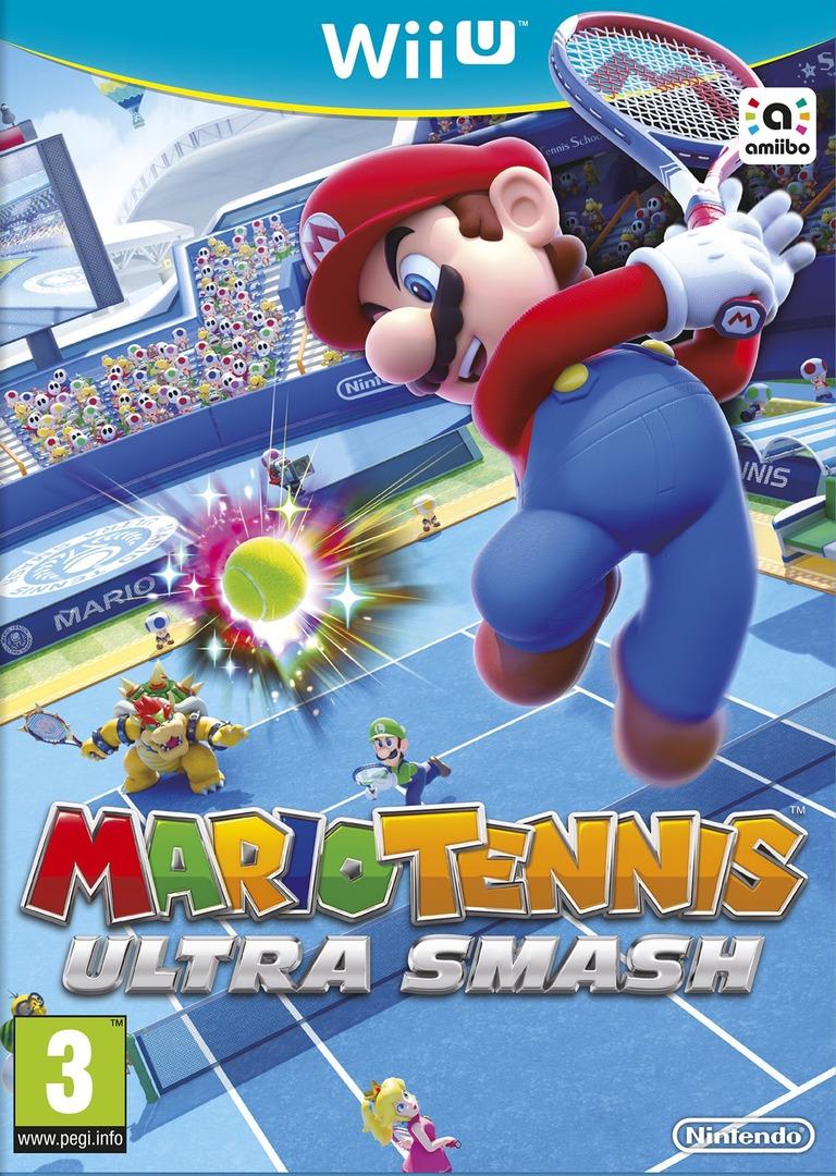 Mario Tennis: Ultra Smash WiiU coverHQ (AVXP01)