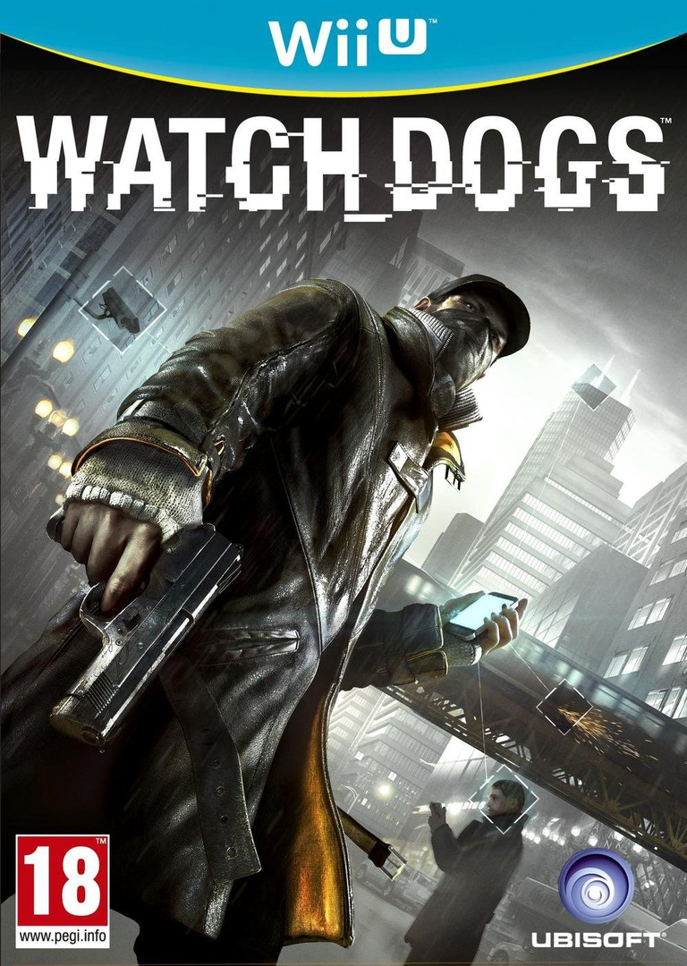 Watch Dogs Array coverHQ (AWCP41)
