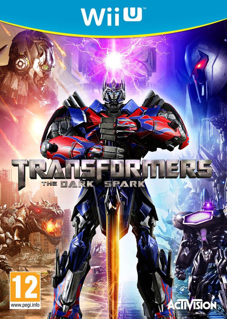 Transformers: The Dark Spark WiiU coverHQ (AYEP52)