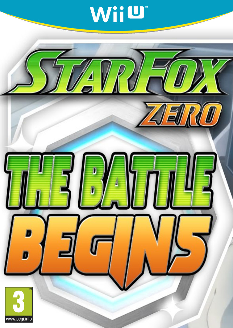 Star Fox Zero - The Battle Begins WiiU coverHQ (BAEP)