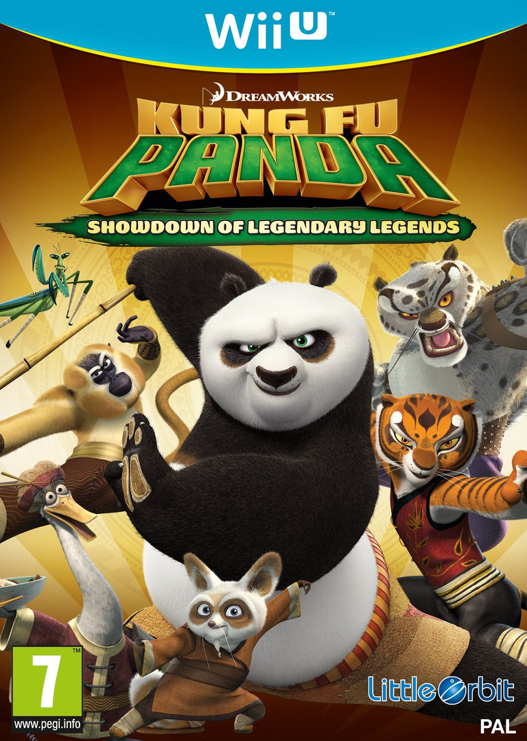 Kung Fu Panda: Showdown of Legendary Legends WiiU coverHQ (BKFPVZ)