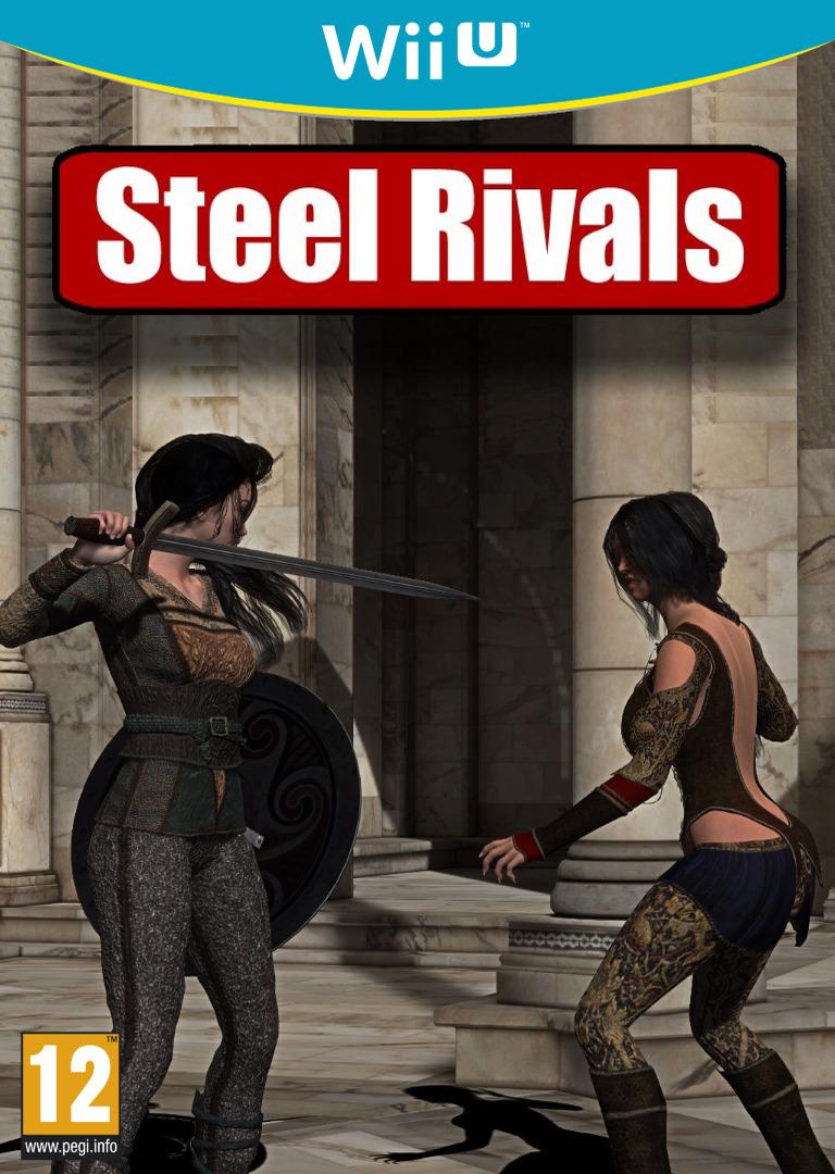 STEEL RIVALS WiiU coverHQ (BRCP)