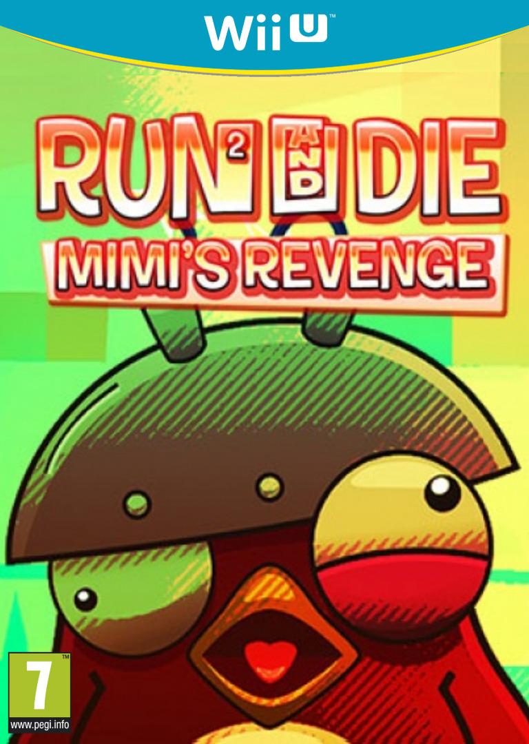 Run Run and Die Array coverHQ (BRRP)