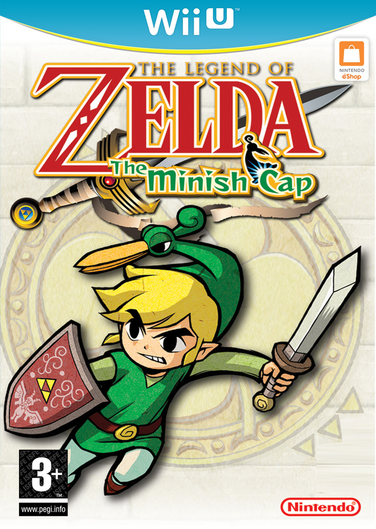 The Legend of Zelda: The Minish Cap WiiU coverHQ (PAKP)