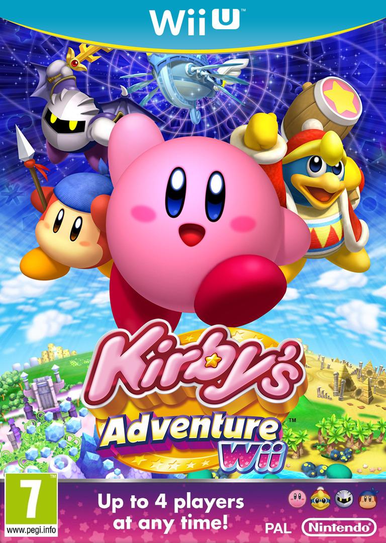 Kirby's Adventure Wii WiiU coverHQ (VADP)