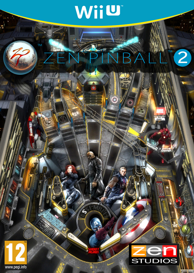 Zen Pinball 2 Array coverHQ (WBAP)