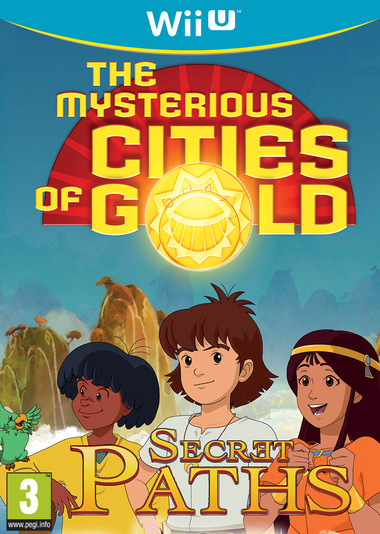 The Mysterious Cities of Gold: Secret Paths WiiU coverHQ (WC3P)