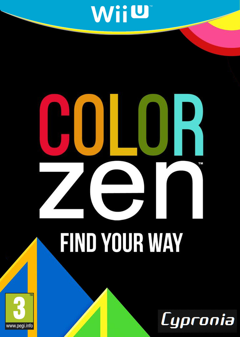 Color Zen WiiU coverHQ (WCZP)
